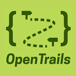 OpenTrails Mobile logo