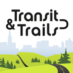 Transit and Trails logo